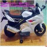 Juguetes eléctricos del coche de la motocicleta de los niños plásticos materiales respetuosos del medio ambiente de la batería