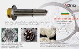 A caldeira de vapor eléctrico 6-120kw com suporte de nivelamento de Enchimento de garrafas e etiquetagem da máquina para garrafas de plástico