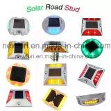 Goujons solaires de route pour le matériel de sécurité routière