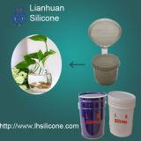 Le caoutchouc de silicones liquide sûr de l'eau RTV-2 de Faux substituent la résine claire