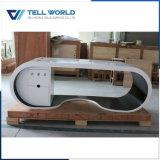 Twの新しい方法白黒支配人室の机