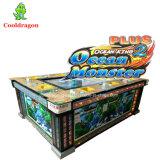 Máquinas de jogos de jogo a fichas positivas do rei 2 arcada do oceano do casino que pescam o jogo