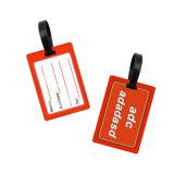 Belüftung-runde Gepäck-Marken-Namen-Beutel-Kartenhalter-Quadrat-Arbeitsweg-Koffer-Gepäck-Marken
