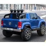 Batteriebetriebene Fahrt Volkswagen-Amarok auf Auto, genehmigte Fahrt auf Auto scherzt elektrisches Auto