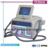 Máquina vascular profissional da remoção do IPL Shr do salão de beleza da beleza