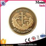 Monete dell'oro di falsificazione dell'oggetto d'antiquariato del livello superiore di vendite di campioni liberi vecchie