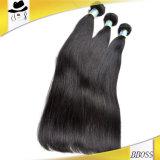 Выдвижения человеческих волос ранга 10A естественные прямые