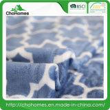 印刷されたフランネル毛布のシグナルの投球の倍毛布167*229cm