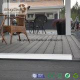 Decking ULTRAVIOLETA compuesto plástico de madera al aire libre de la resistencia WPC