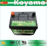 건전지를 가동하는 Koyama 65D23L Mf 12V 65ah 차