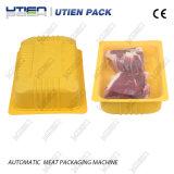 Équipement de conditionnement de pointe pour la volaille, fuite, empaquetage de Thermoforming de viande de porc