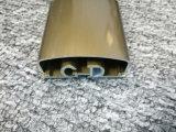 6061 profil alliage en aluminium/d'aluminium avec l'anodisation colorée