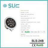 새로운 24W는 LED 옥외 낮은 전압 LED 스포트라이트를 방수 처리한다