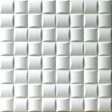 comitato di parete di plastica 3D per la decorazione interna moderna