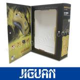 Caixas feitas sob encomenda do PVC da impressão da alta qualidade barata impermeável por atacado do preço