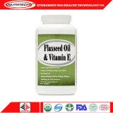 Personnaliser la vitamine E Huile de lin Ledible Softgel Capsules