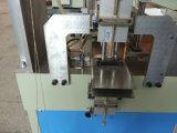 Máquina plástica de alta velocidad semi automática de la película del papel de tejido facial