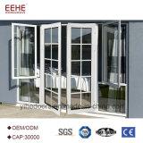 De halve Deur van de Keuken van het Aluminium van de Tussenvoegsels van het Glas van de Deur van het Glas
