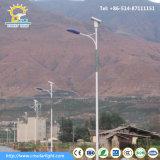 太陽電池パネルとの熱い販売法30W-120W LEDの街路照明