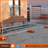 携帯用隔離の安全一時構築の障壁の塀