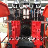 5L de Machine van het Afgietsel van de Slag van de Fles van de Olie van de Auto van HDPE/PE