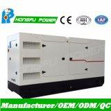 generatore diesel silenzioso di 60Hz 100kw/125kVA con il motore 1006c-P6tag1a di Lovol