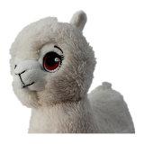 Brinquedo peludo macio super do luxuoso da alpaca