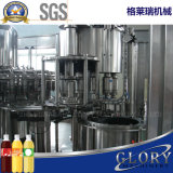 Automatic Bottle Filling for Water Juice and Drink clouded