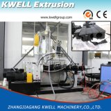 Tubo acanalado doble de alta velocidad de la pared PE/PP/PVC que hace la máquina