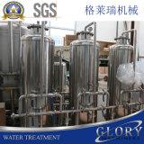 Barril de la línea de producción de agua de a-Z con el equipo de tratamiento de agua