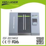 熱い販売のEksのファイバーレーザーの打抜き機3015力1000W