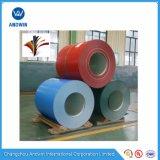 Aluminium/Alloy/Zinc/galvalume-Stahlblech im Ring für Boot/Aufbau/Dekoration