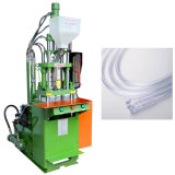 산소 관 헤드 수직 플라스틱 사출 성형 기계