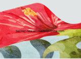 De volledige Mat van de Muis van het Suède van de Kleur Wasbare Douane Afgedrukte