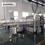 Machine de remplissage complète complètement automatique de l'eau de bouteille/minerai/eau potable