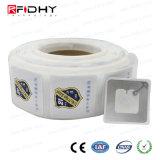 Tamanho personalizado 13.56MHz F08 Inlay de PVC de RFID para gerenciamento de biblioteca