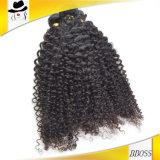 ブラジルのヘアケア製品の深い織り方100%
