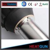 3400W Solderende Kanon van de Hete Lucht van de temperatuur het Regelbare