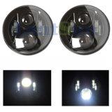Луч фар проекции светильника H4 H13 дюйма 50W СИД Lantsun 7 высокий для Wrangler 2007-2016 виллиса Jk Tj Lj