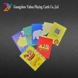 Cartes éducatives en papier Cartes flash avec boîte de conception personnalisée