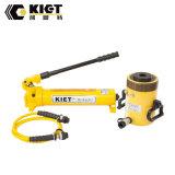 (KET-RCH)単動空のプランジャの水圧シリンダ
