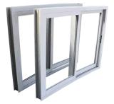El estándar australiano curvó el vidrio Tempered doble Windows de desplazamiento curvado