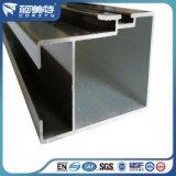 ISO-schwarze anodisierte Aluminiumprofile für Fenster und Tür