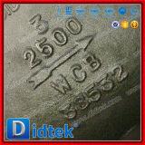 Válvula de verificação de alta pressão do balanço do disco inteiramente aberto de Didtek