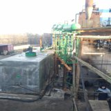 Usine de réutilisation de pétrole de moteur de Chongqing