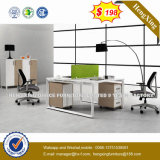 L Design en forme de lieu de formation Bureau Station de travail (HX-8N3004)