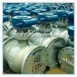 Bi Semi excéntrico para el amoniaco de válvula esférica de bombas de agua