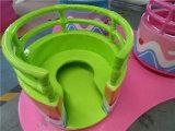 Sitzinnenspielplatz-System des Beifall-Unterhaltungs-manuelles spinnendes Stuhl-3