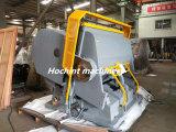 El papel de la máquina de corte de presión grande