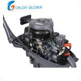 18CV motor fuera de borda Motor dos tiempos de la marca china Calon Gloria Marina Motor 326cc